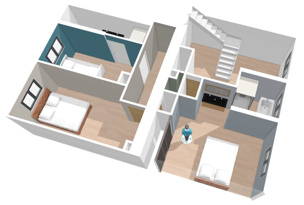 Appartement à vendre 7 126.2m2 à Strasbourg vignette-13
