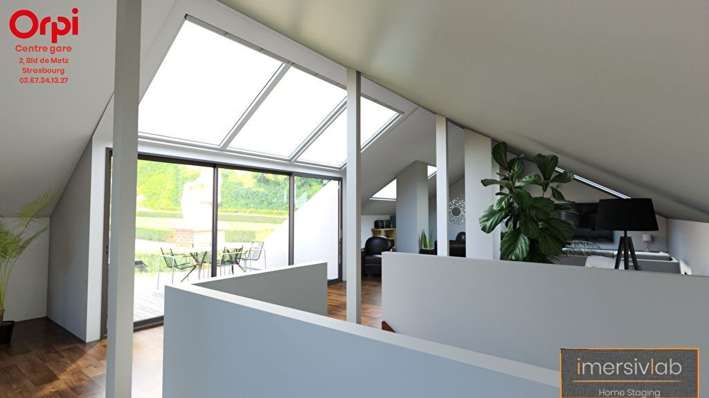 Appartement à vendre 7 126.2m2 à Strasbourg vignette-14