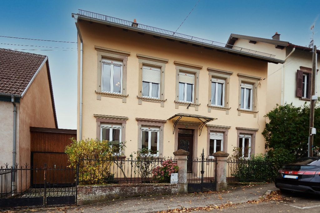 Maison à vendre 8 169m2 à Saverne vignette-1
