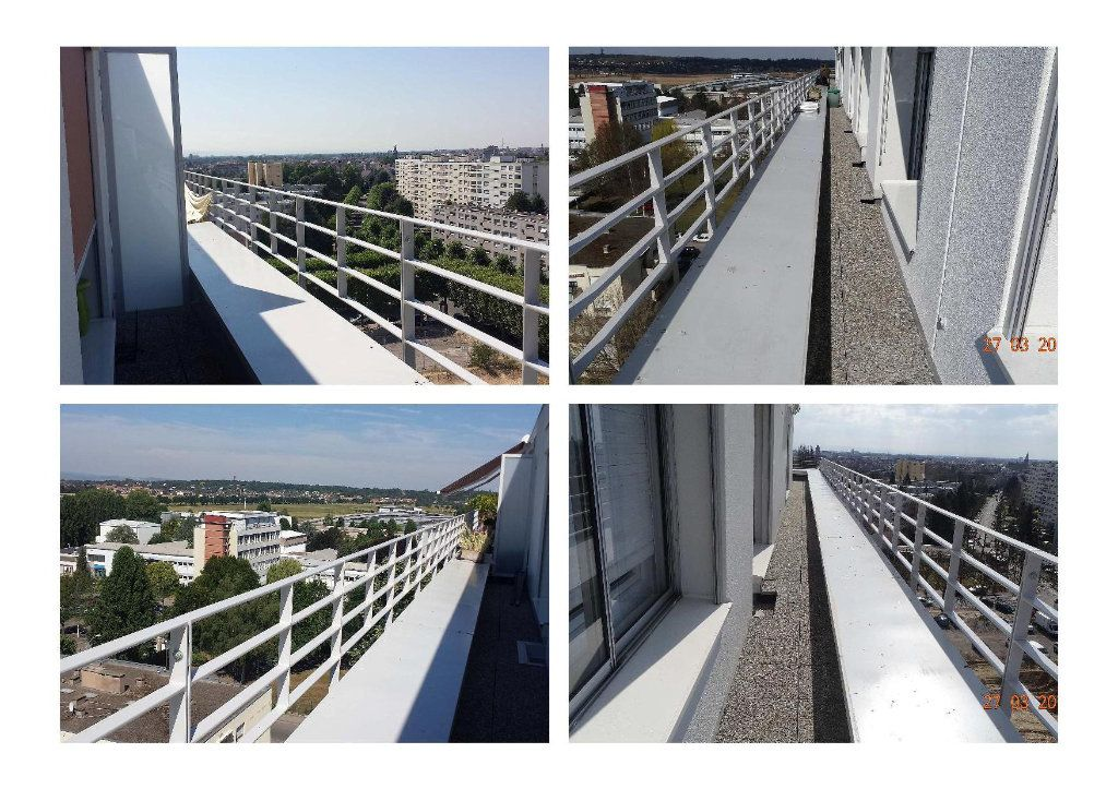 Appartement à vendre 5 92m2 à Strasbourg vignette-1