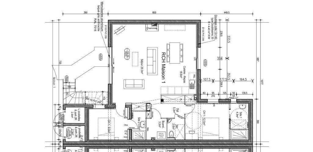 Appartement à vendre 3 90m2 à Damgan vignette-6