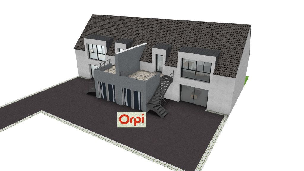 Appartement à vendre 3 90m2 à Damgan vignette-1