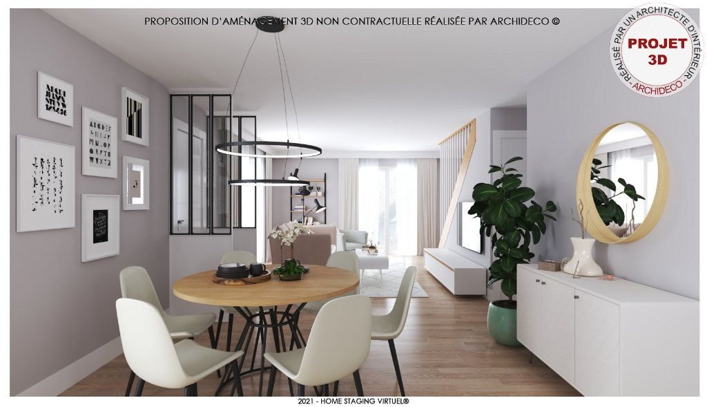 Maison à vendre 4 93.17m2 à Luc-la-Primaube vignette-2