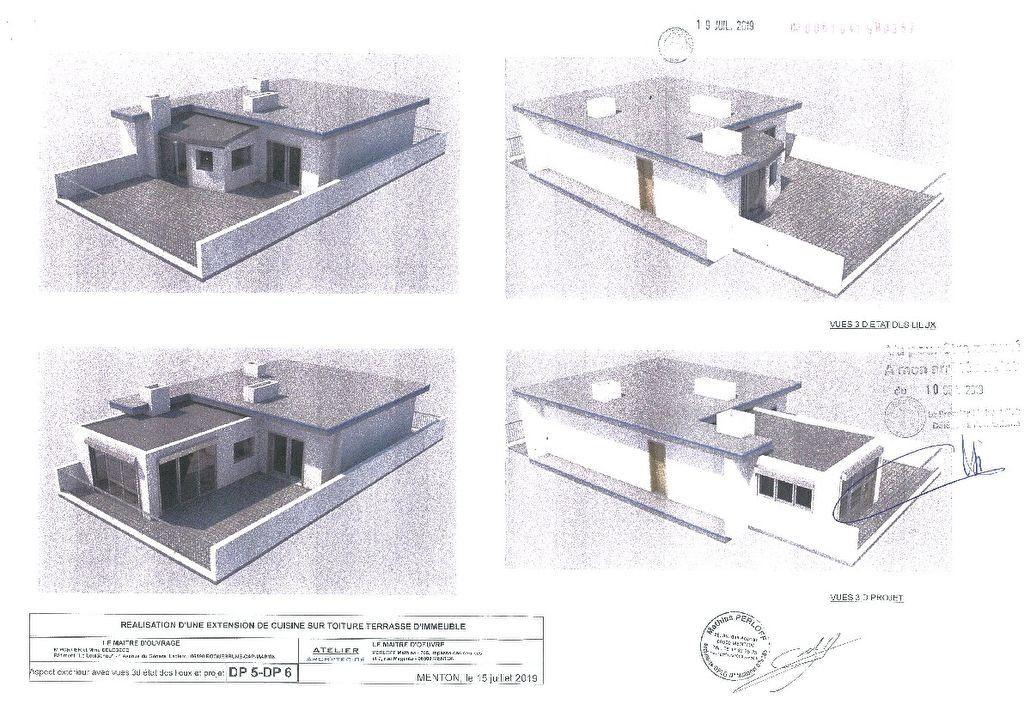 Appartement à vendre 2 48.18m2 à Roquebrune-Cap-Martin plan-2