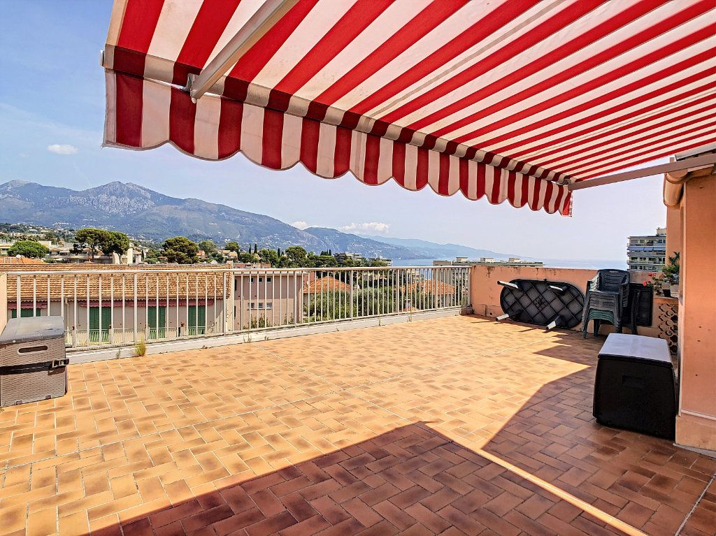 Appartement à vendre 2 48.18m2 à Roquebrune-Cap-Martin vignette-1