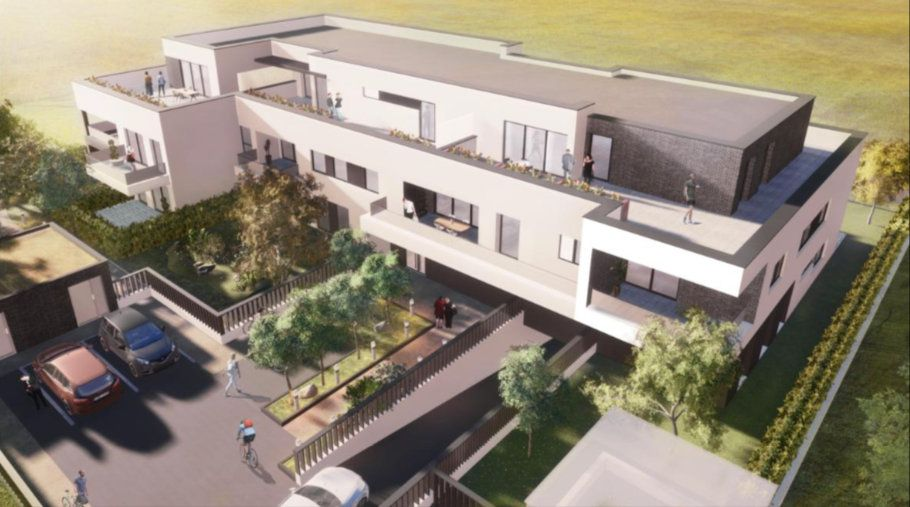 Appartement à vendre 4 100.6m2 à Wiwersheim vignette-2