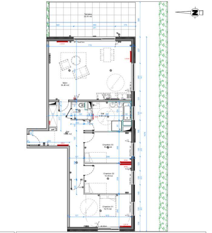 Appartement à vendre 4 100.6m2 à Wiwersheim vignette-3