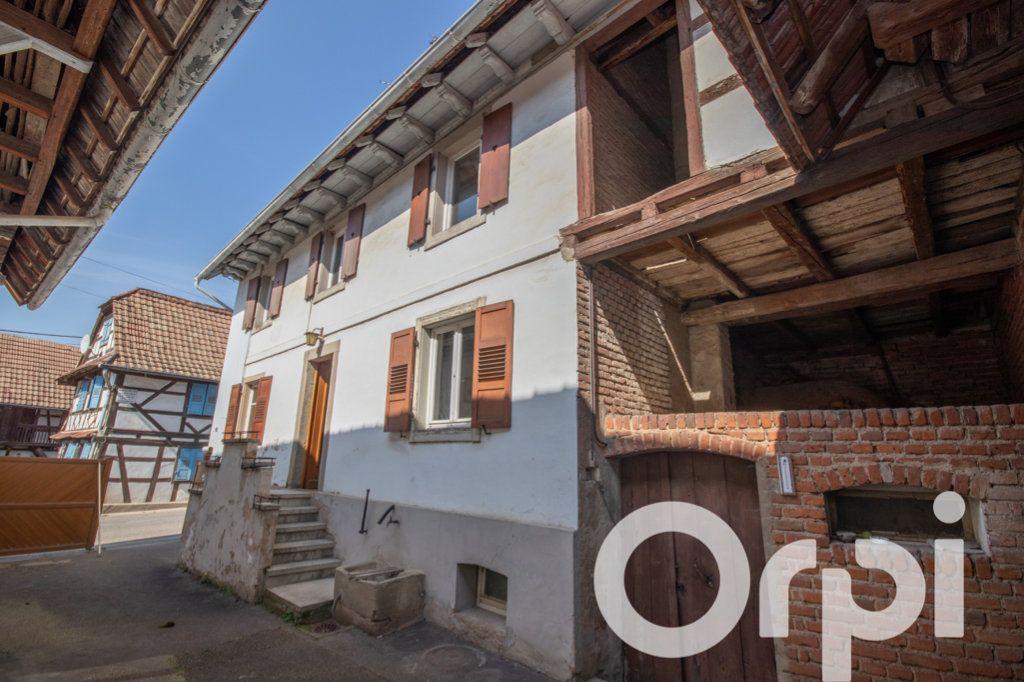 Maison à vendre 7 347m2 à Mittelhausen vignette-3