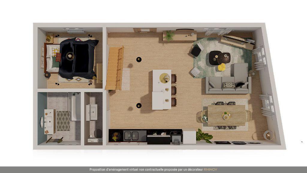Maison à vendre 7 347m2 à Mittelhausen vignette-17