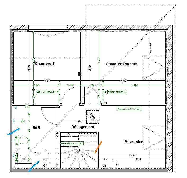 Appartement à vendre 4 83.6m2 à Wintzenheim-Kochersberg vignette-2