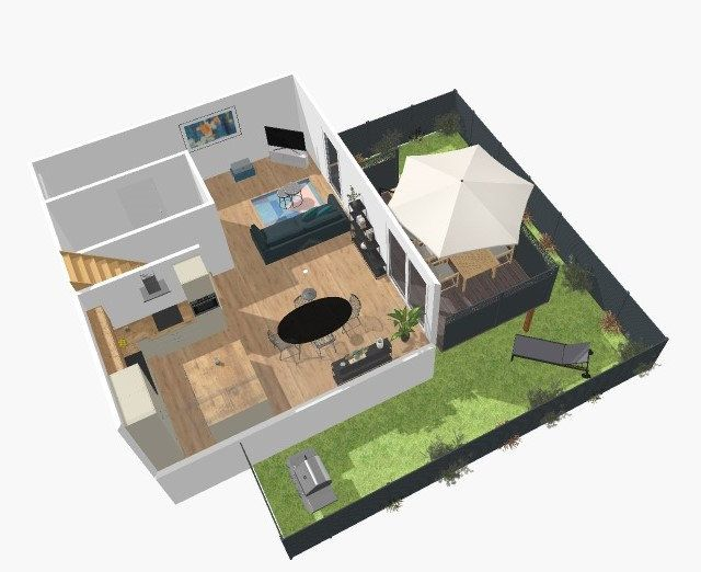 Appartement à vendre 4 83.6m2 à Wintzenheim-Kochersberg vignette-4
