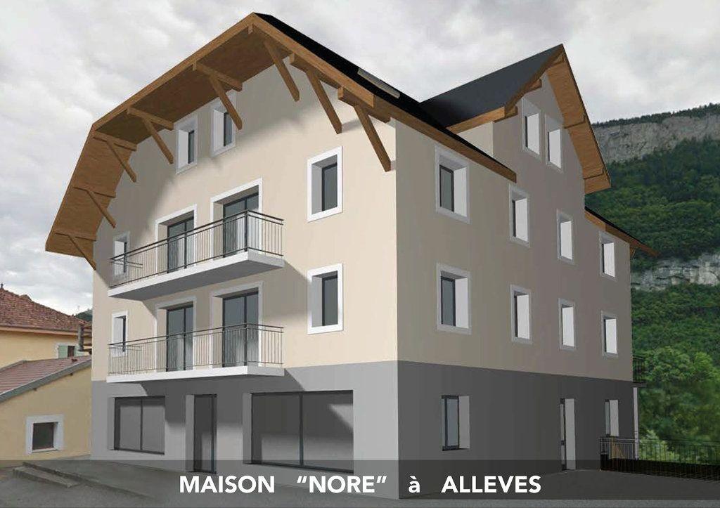 Maison à vendre 10 585m2 à Allèves vignette-2