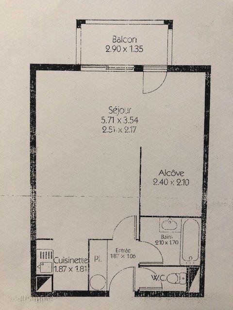 Appartement à vendre 2 42m2 à Paris 12 vignette-4