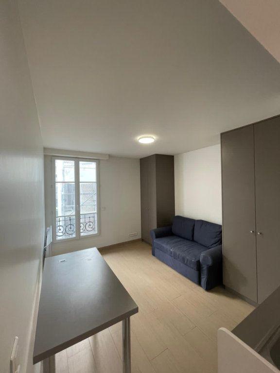 Appartement à louer 1 17m2 à Paris 19 vignette-1