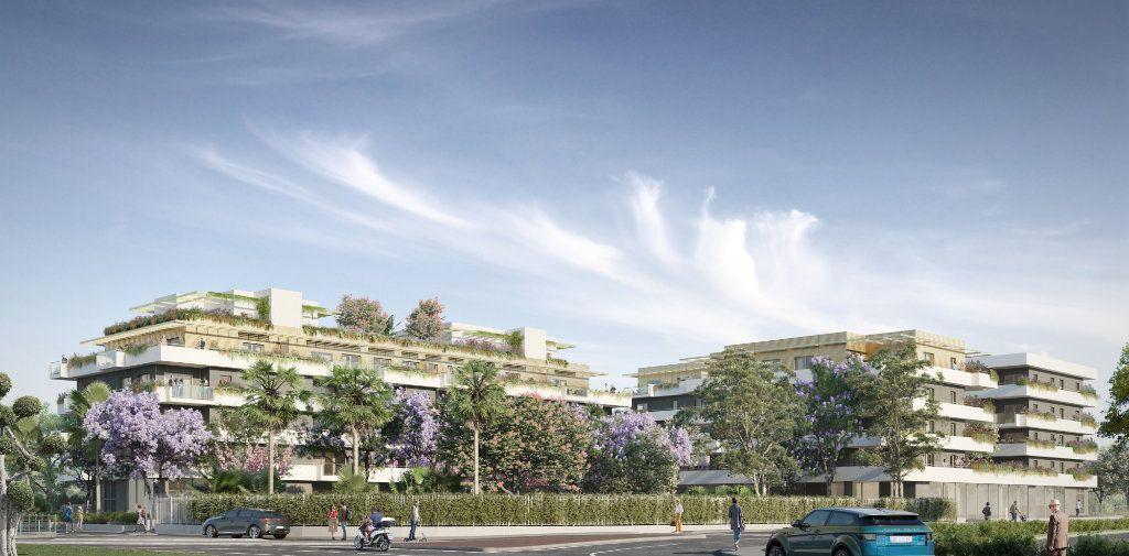 Appartement à vendre 2 39.5m2 à Cagnes-sur-Mer vignette-1