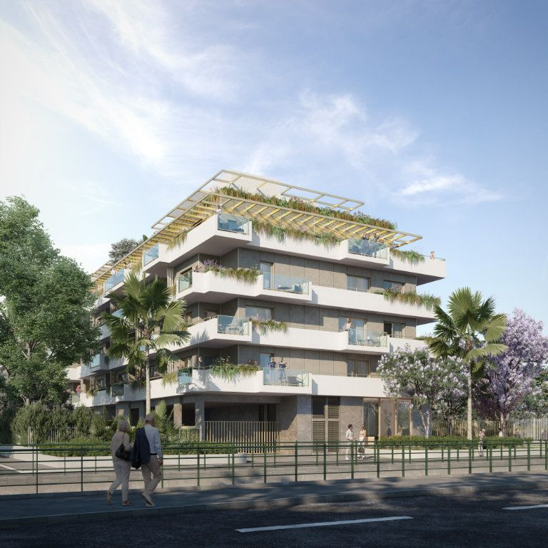 Appartement à vendre 2 39.5m2 à Cagnes-sur-Mer vignette-2