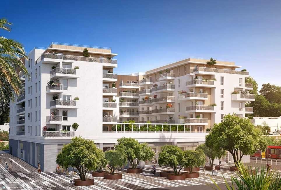 Appartement à vendre 2 37.9m2 à Nice vignette-1