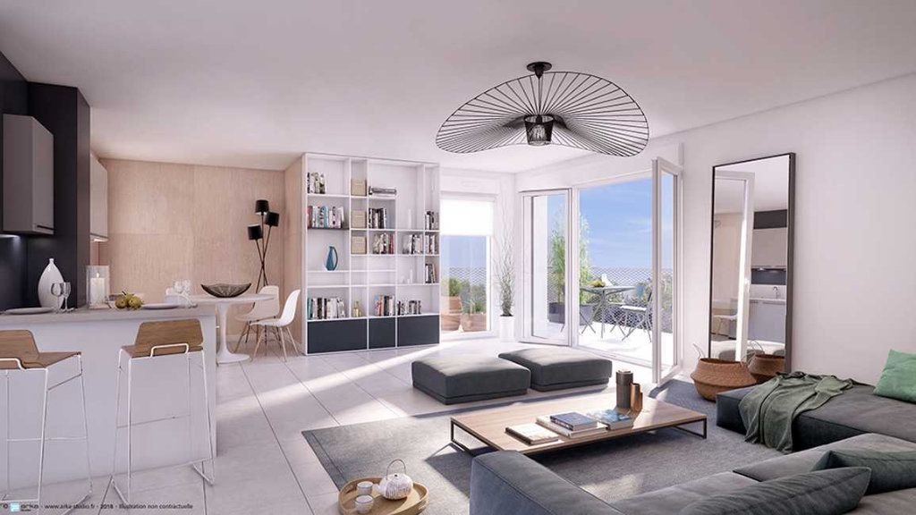 Appartement à vendre 2 41.6m2 à Nice vignette-2