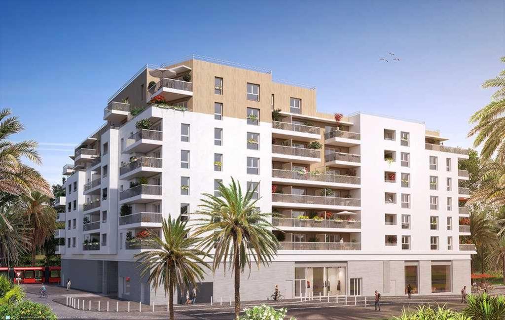 Appartement à vendre 2 41.6m2 à Nice vignette-3