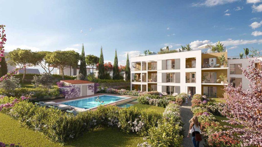 Appartement à vendre 5 118.7m2 à Antibes vignette-2