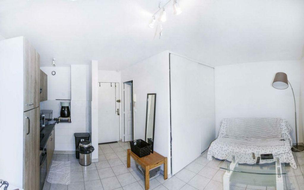 Appartement à vendre 1 25m2 à Nice vignette-1
