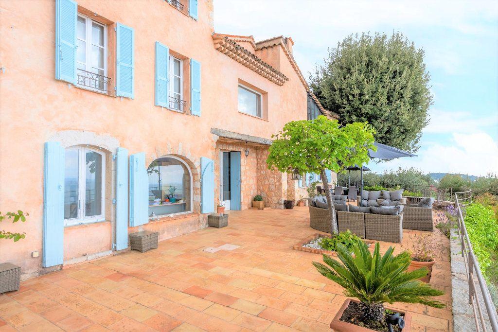 Maison à vendre 9 359m2 à Grasse vignette-7