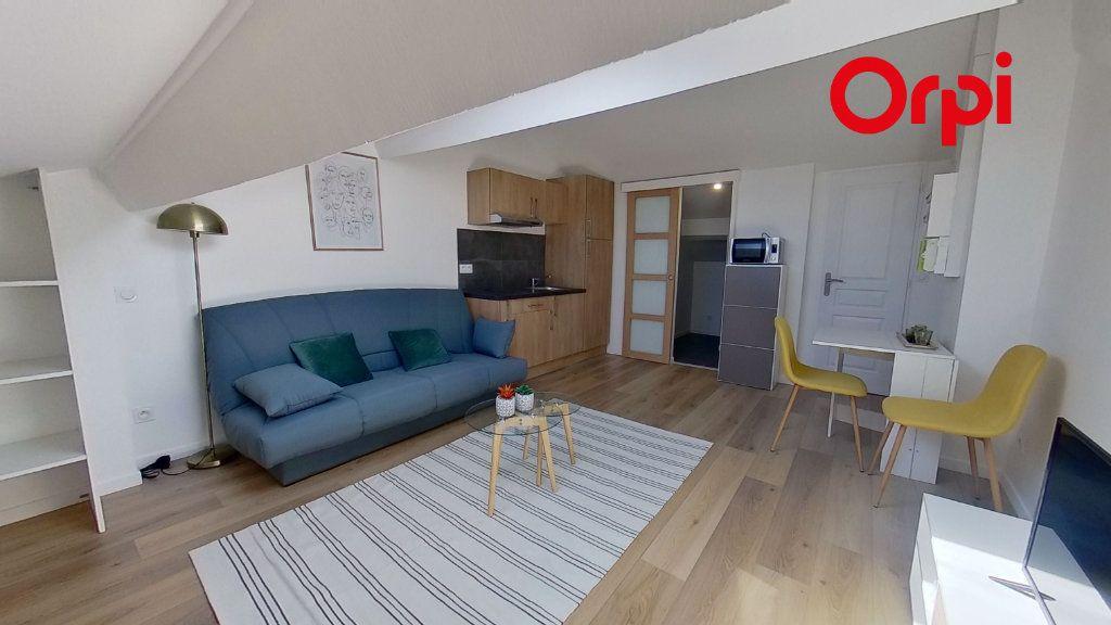 Appartement à louer 1 17.44m2 à Lyon 8 vignette-2