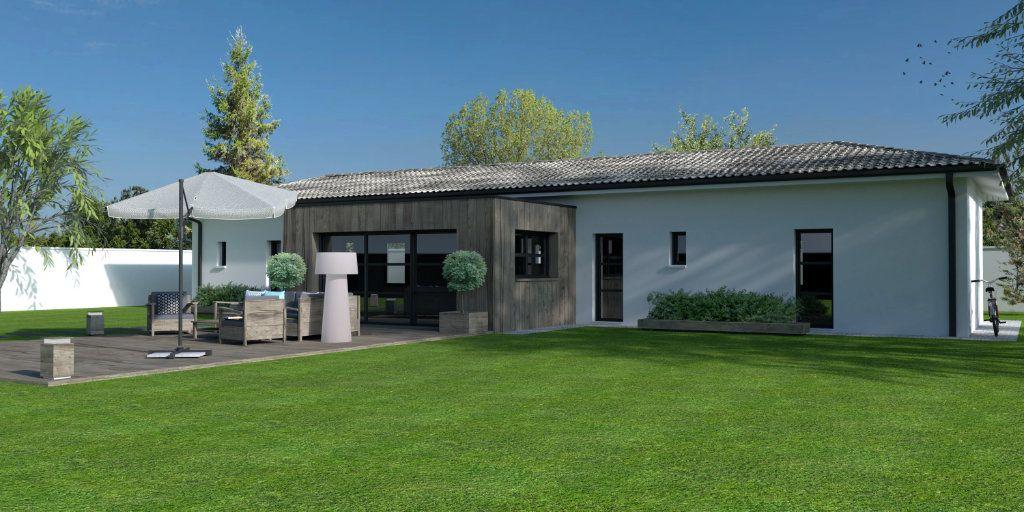 Maison à vendre 4 110m2 à Saint-Caprais-de-Bordeaux vignette-1