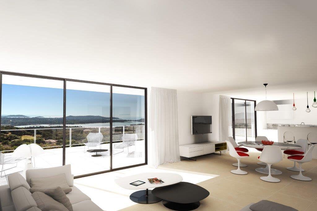 Appartement à vendre 3 79.7m2 à Porto-Vecchio vignette-1
