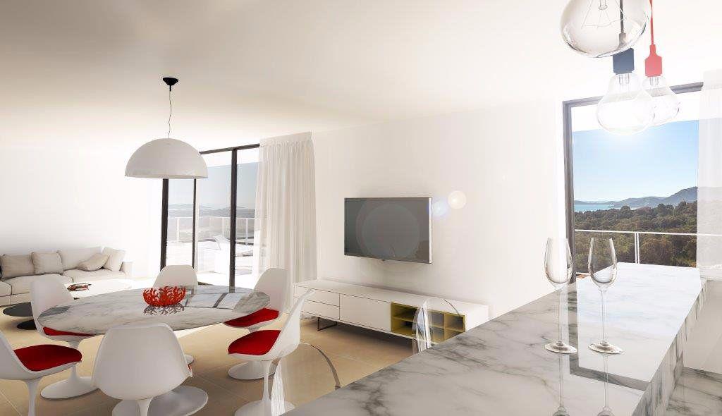Appartement à vendre 3 79.7m2 à Porto-Vecchio vignette-2