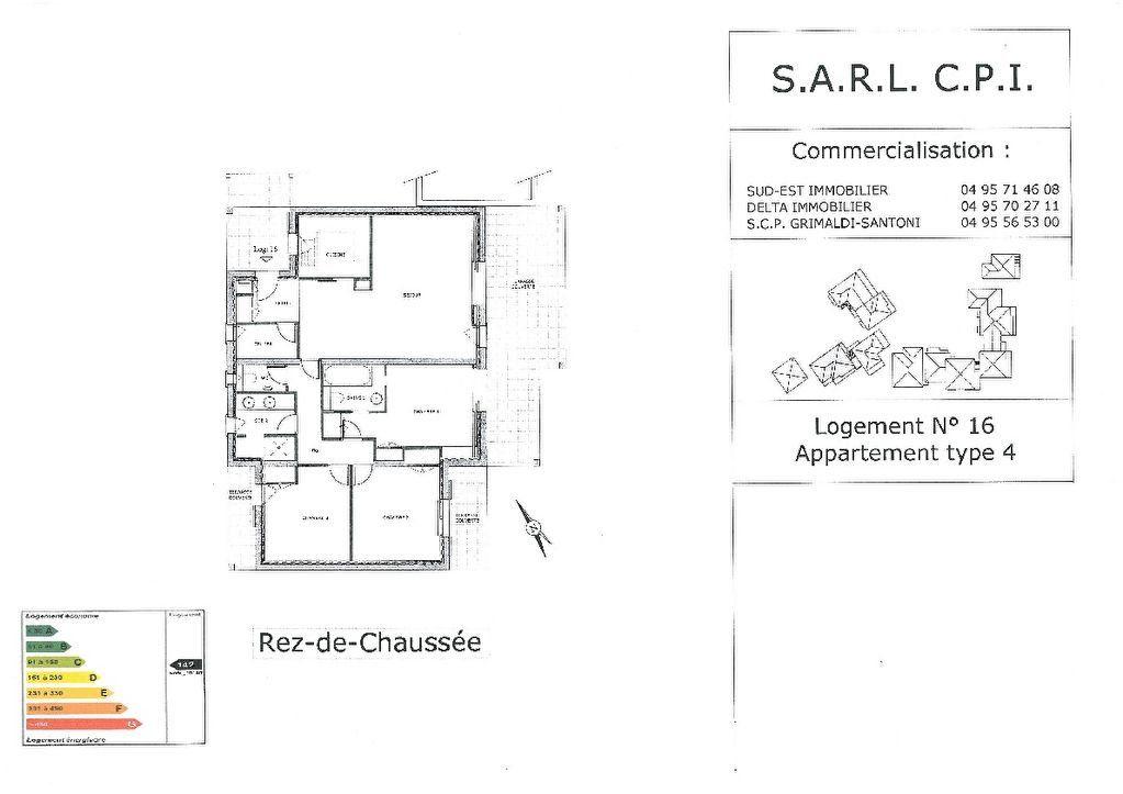 Appartement à vendre 4 94m2 à Zonza vignette-6