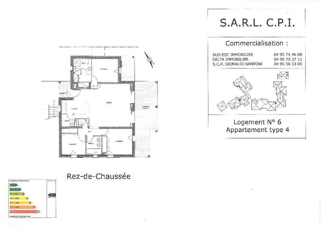 Appartement à vendre 4 94m2 à Zonza vignette-5