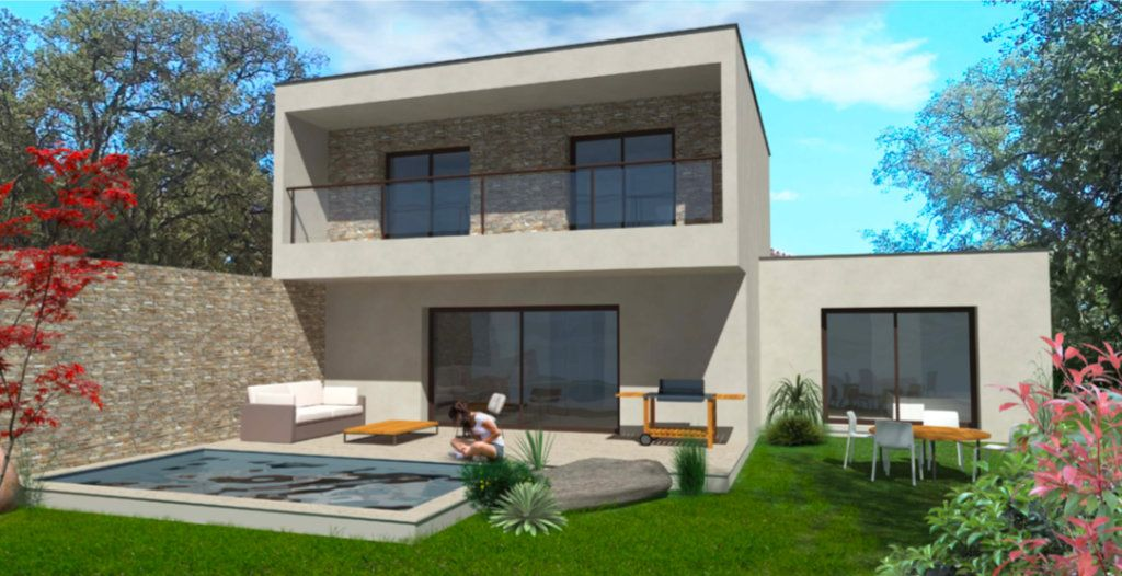 Maison à vendre 4 99.37m2 à Zonza vignette-1
