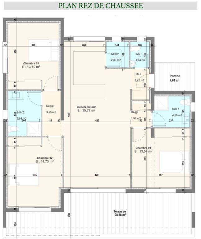 Maison à vendre 4 100.02m2 à Porto-Vecchio vignette-2