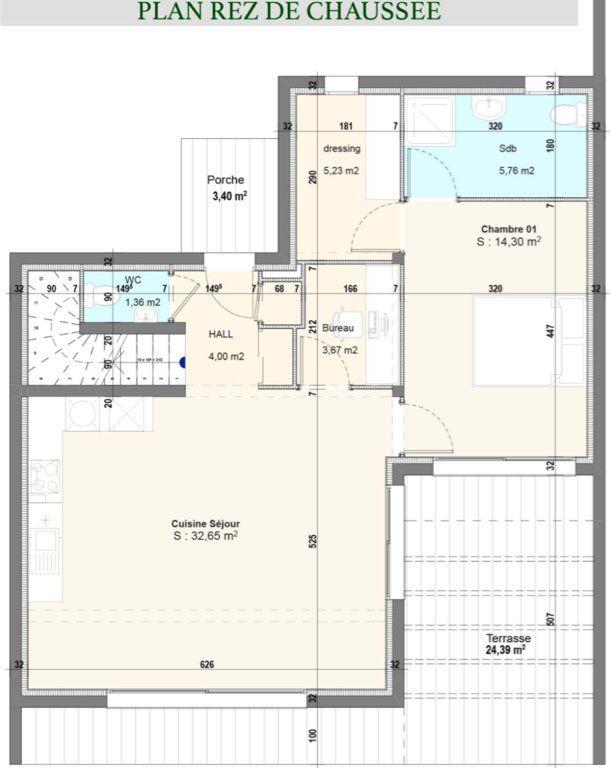 Maison à vendre 4 97.3m2 à Porto-Vecchio vignette-2