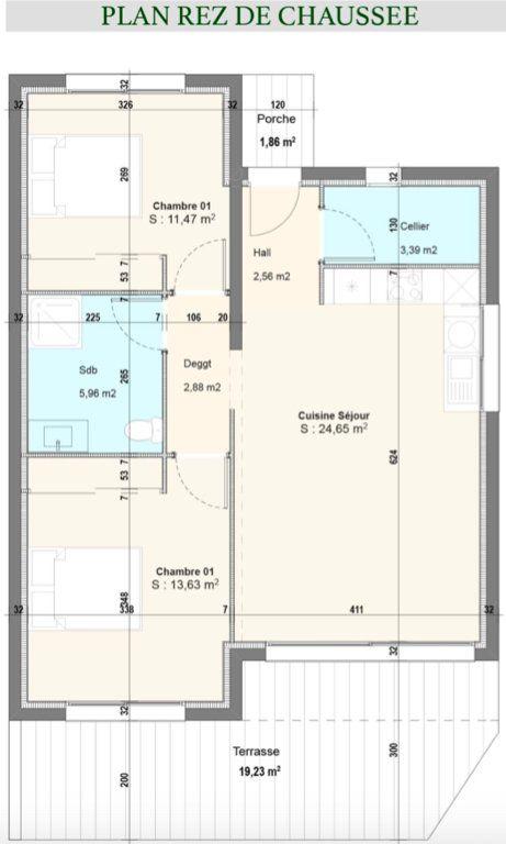 Maison à vendre 3 64.54m2 à Porto-Vecchio vignette-2