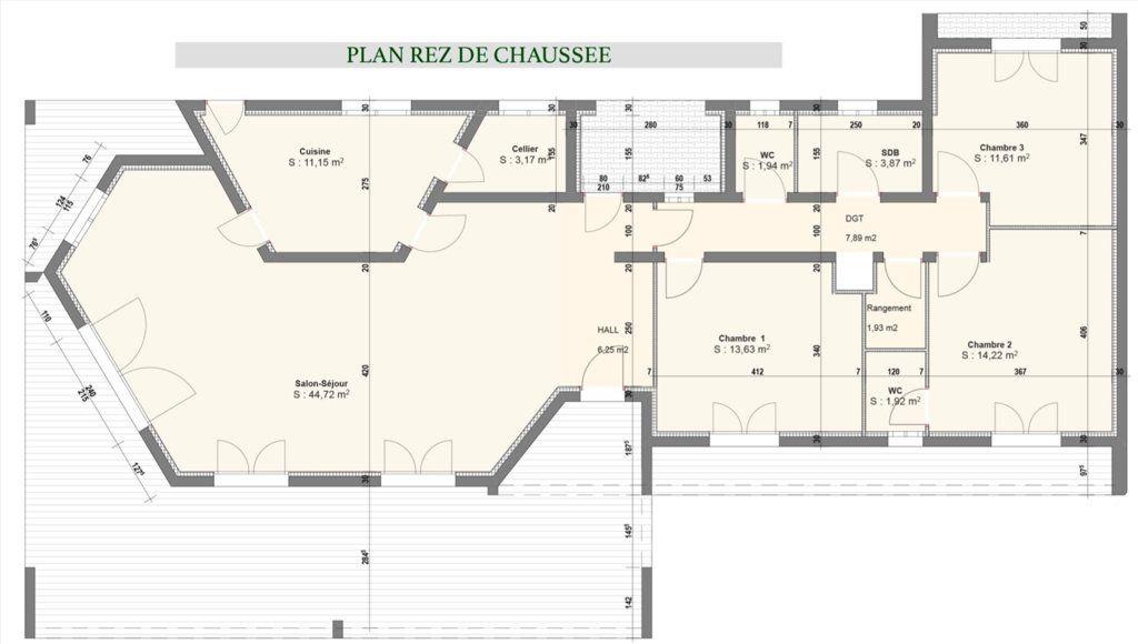 Maison à vendre 4 122.3m2 à Porto-Vecchio vignette-2