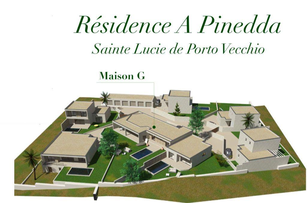 Maison à vendre 4 122.3m2 à Porto-Vecchio vignette-3