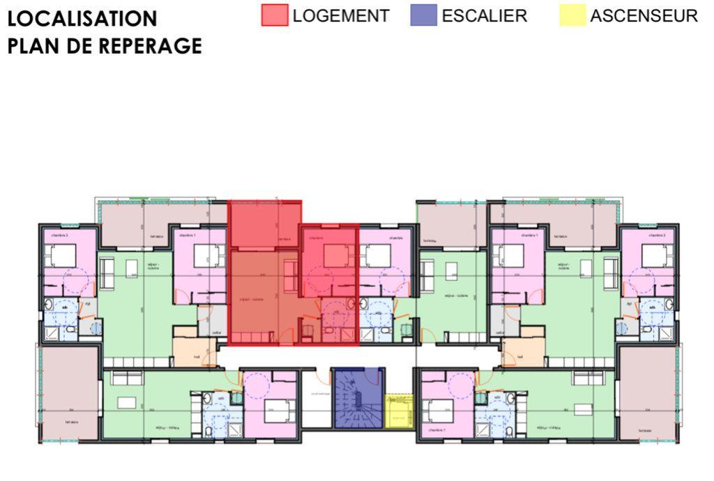 Appartement à vendre 2 42.5m2 à Porto-Vecchio vignette-3