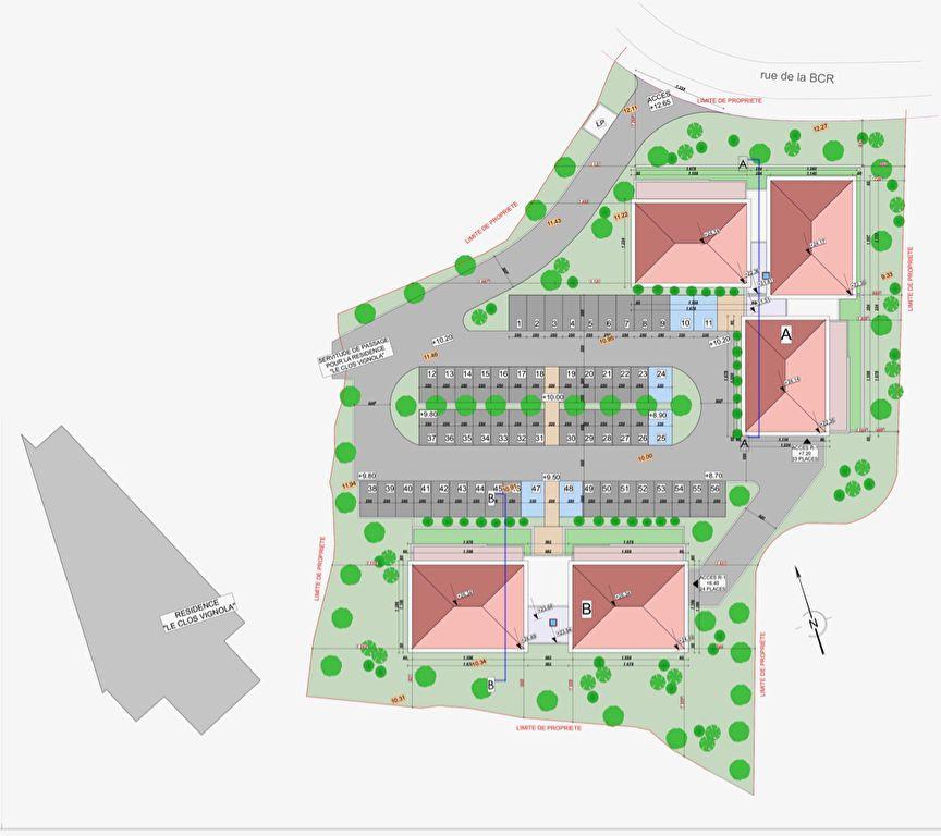 Appartement à vendre 2 42.5m2 à Porto-Vecchio vignette-4