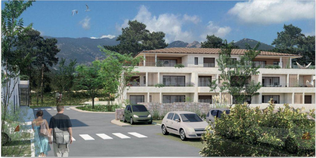 Appartement à vendre 2 55.06m2 à Lecci vignette-2