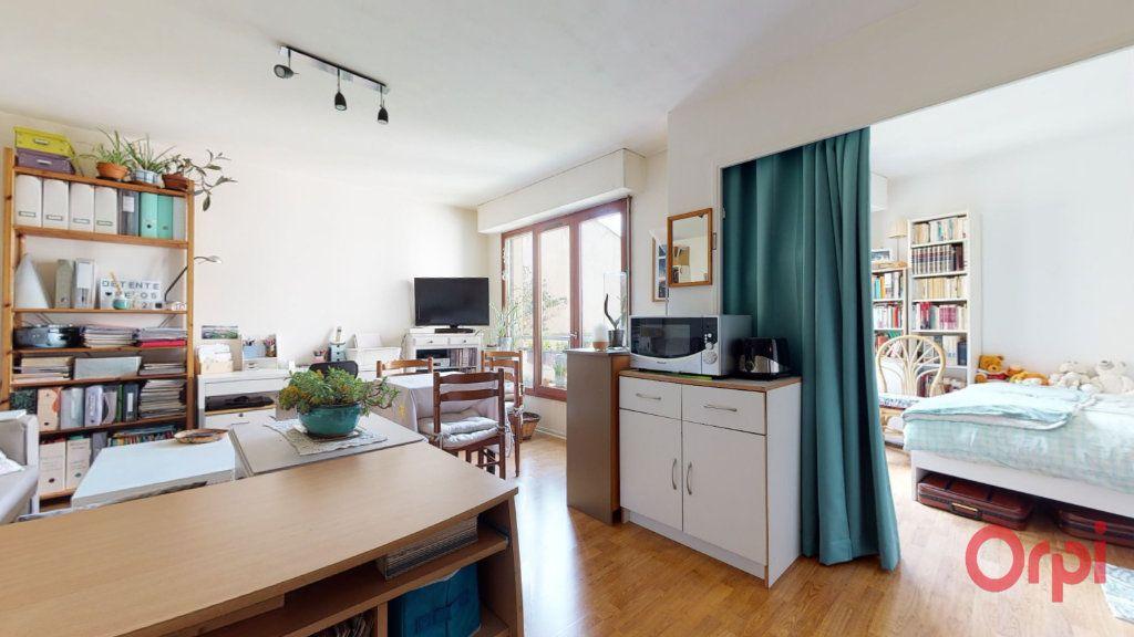 Appartement à vendre 2 35.7m2 à Paris 20 vignette-1