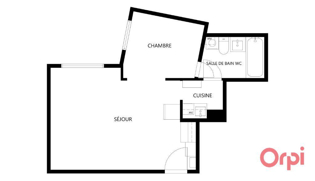Appartement à vendre 2 35.7m2 à Paris 20 vignette-5