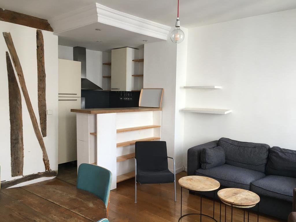 Appartement à louer 2 41.48m2 à Paris 10 vignette-2