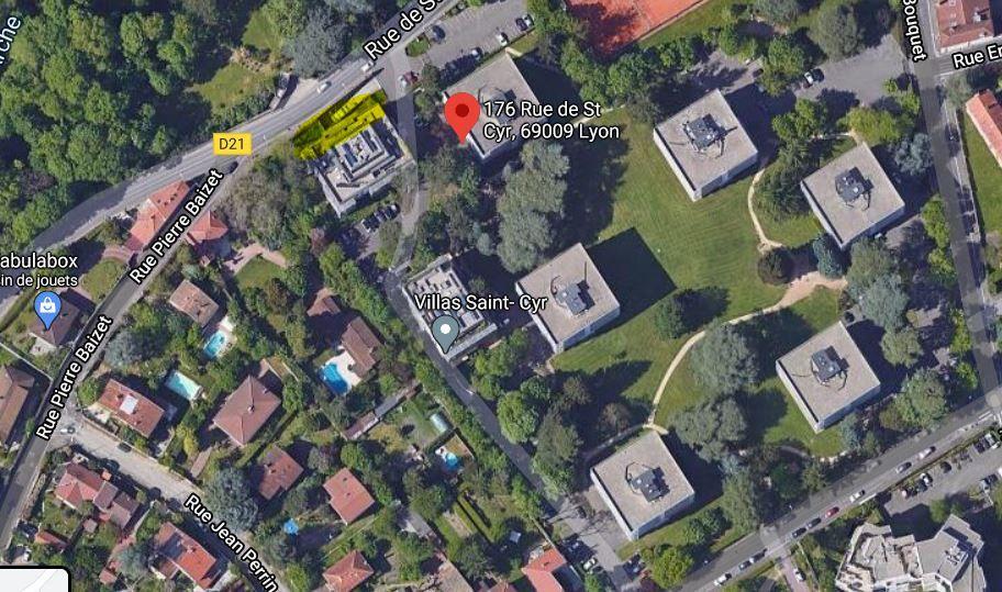 Appartement à vendre 3 67m2 à Lyon 9 plan-2