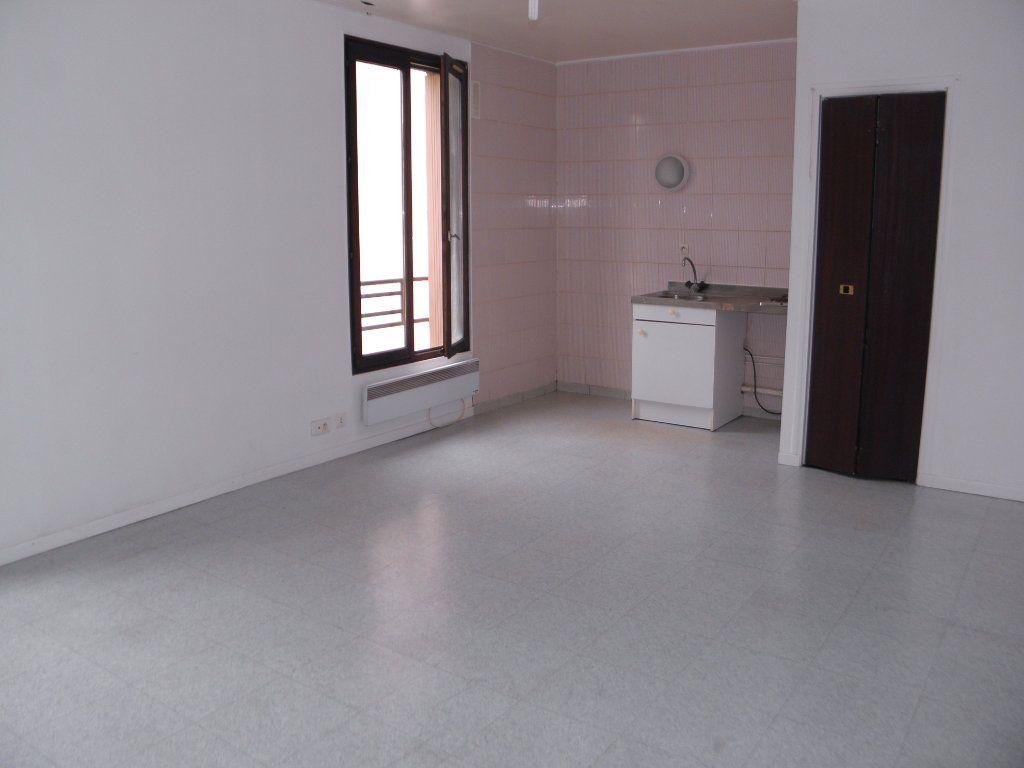 Appartement à louer 1 24.22m2 à Châtenay-Malabry vignette-2