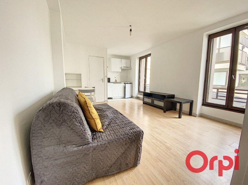 Appartement à louer 1 21.97m2 à Châtenay-Malabry vignette-1