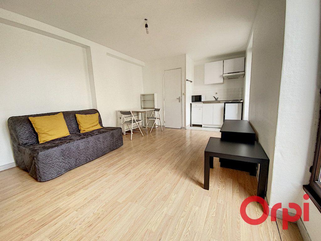 Appartement à louer 1 21.97m2 à Châtenay-Malabry vignette-2