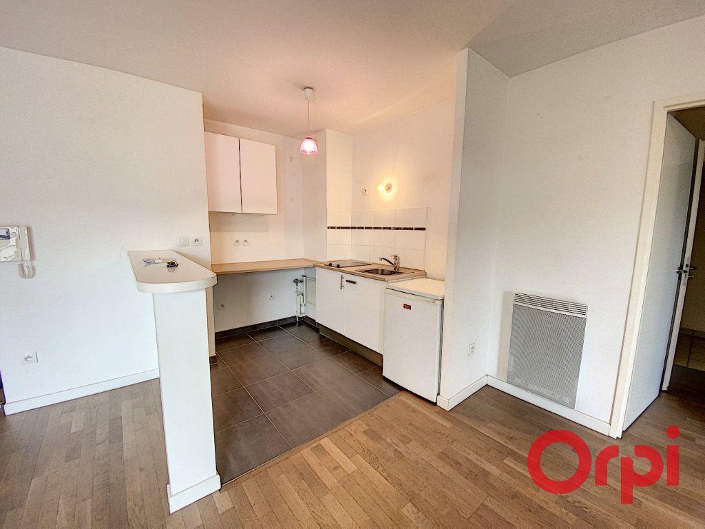 Appartement à louer 1 40.11m2 à Châtenay-Malabry vignette-6
