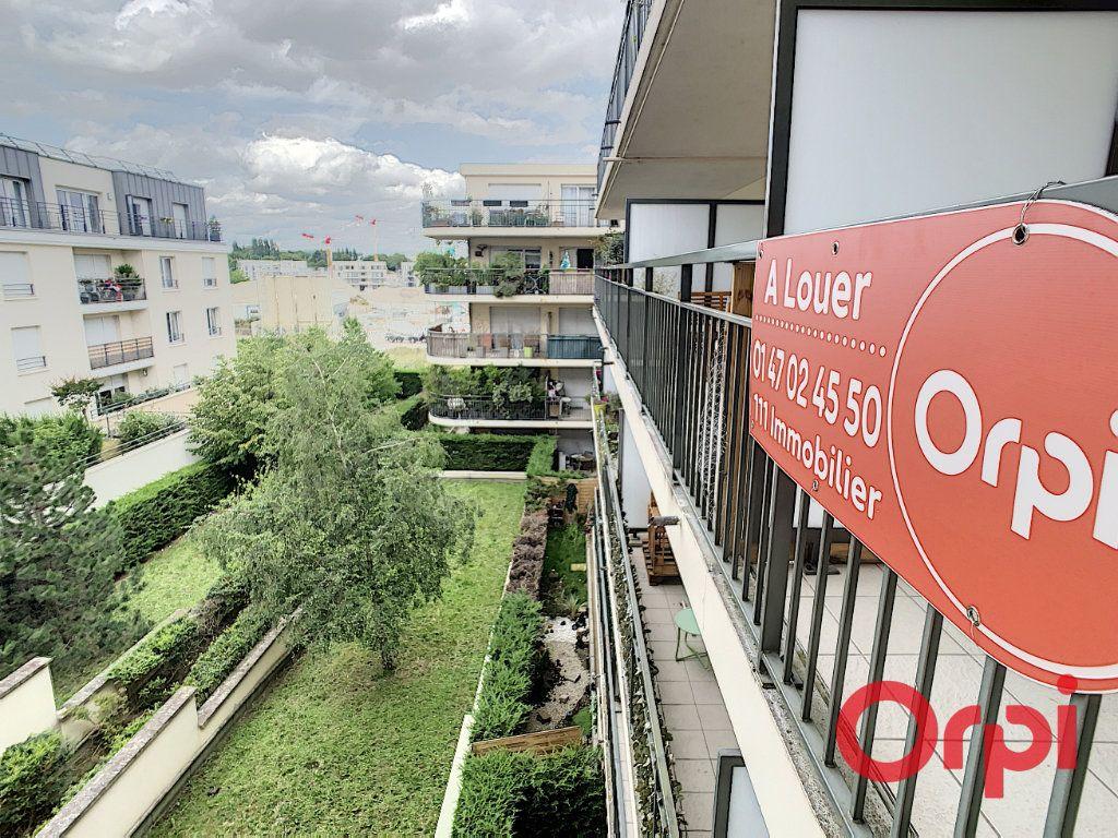 Appartement à louer 1 40.11m2 à Châtenay-Malabry vignette-9